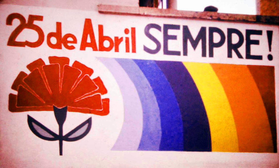 Carnation Revolution: Revolution in Portugal and its colonies