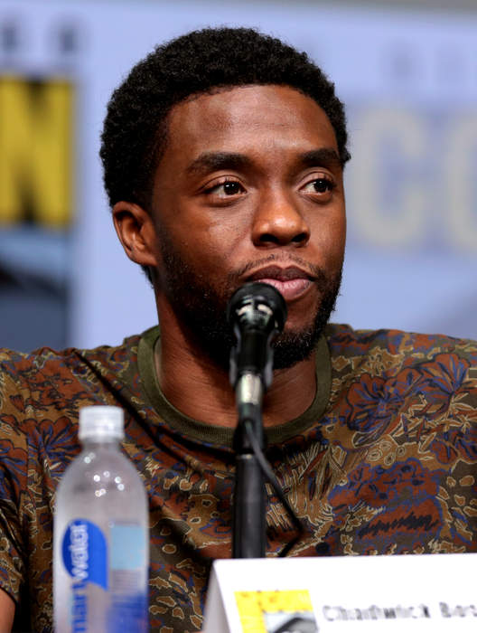 Chadwick Boseman: American actor and playwright