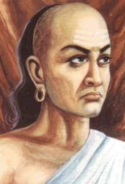 Chanakya: Ancient Indian philosopher