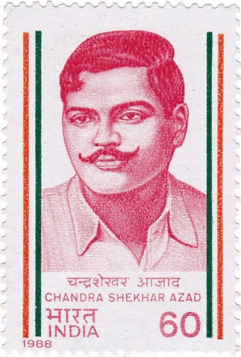 Chandra Shekhar Azad: Indian revolutionary (1906-1931)