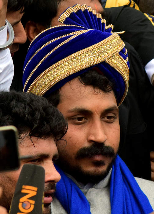 Chandrashekhar Azad Ravan: Social & dalit activist, political leader sportperson