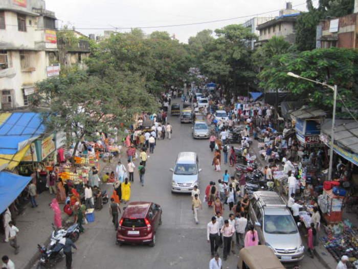 Chembur: Suburb in Mumbai Suburban, Maharashtra, India