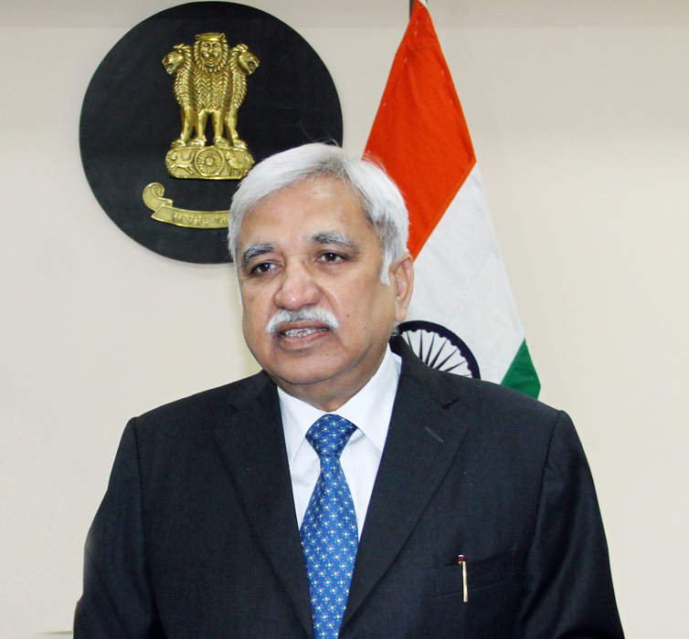 Chief Election Commissioner of India: