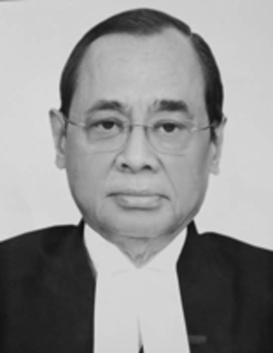 Chief Justice of India: Presiding officer of the Supreme Court of India