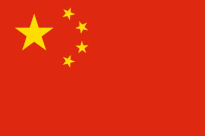 China: Country in East Asia