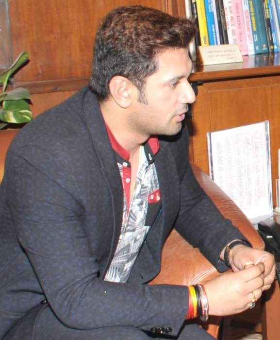 Chirag Paswan: Indian bihari politician