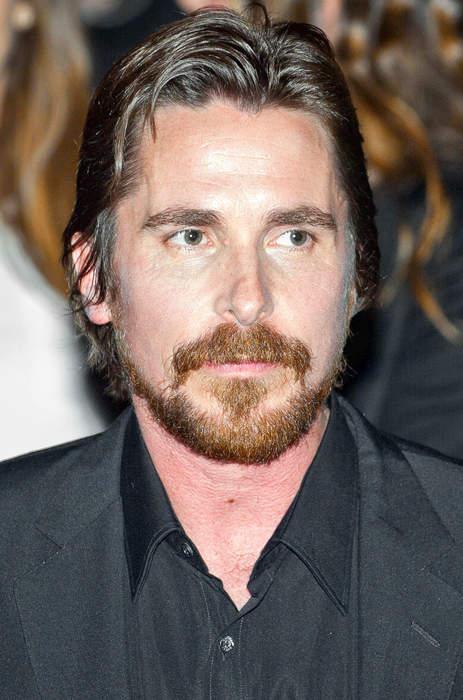 Christian Bale: English actor