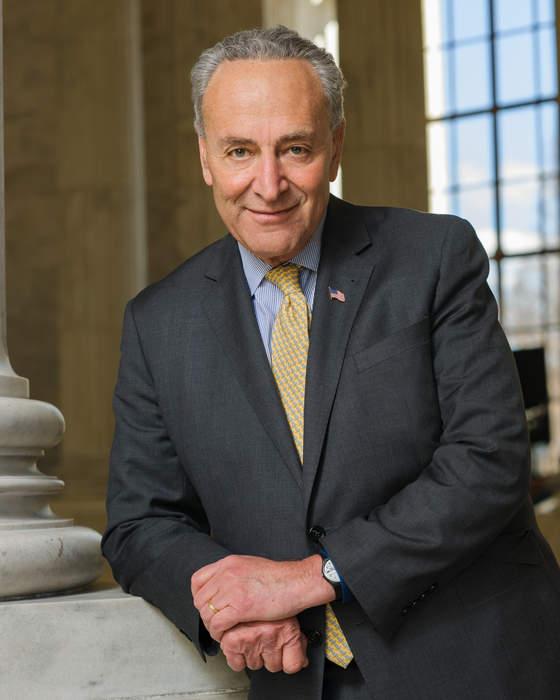 Chuck Schumer: U.S. Senator from New York, Senate Majority Leader