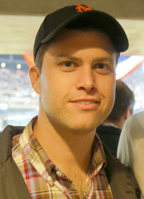 Colin Jost: American comedian, actor, and writer