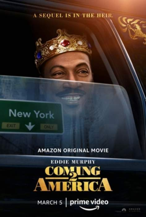 Coming 2 America: 2021 comedy film directed by Craig Brewer