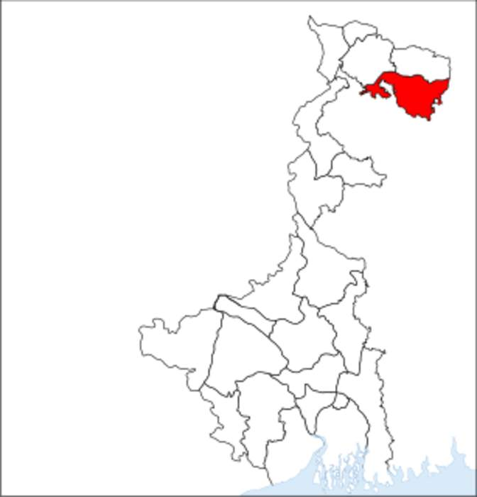 Cooch Behar district: District of West Bengal in India
