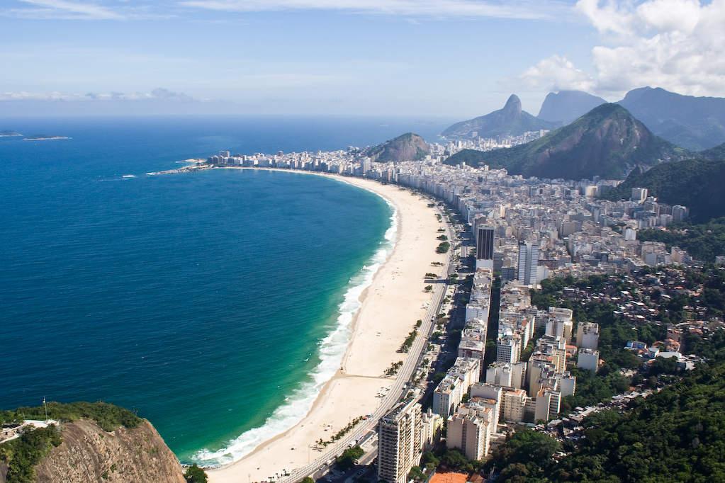 Copacabana, Rio de Janeiro: Neighborhood of Rio de Janeiro in Brazil