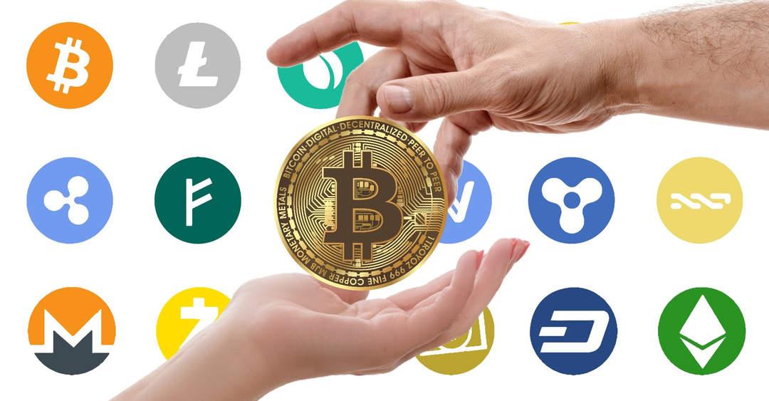 Cryptocurrency: Encrypted medium of digital exchange