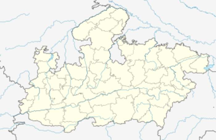 Dabra, Gwalior: City in Madhya Pradesh, India