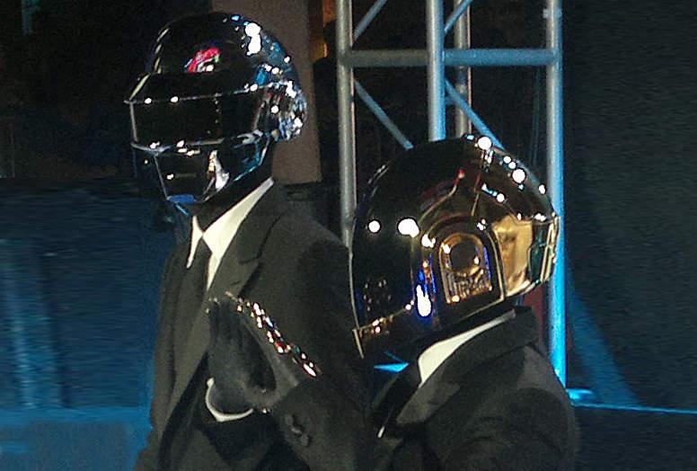 Daft Punk: French electronic music duo
