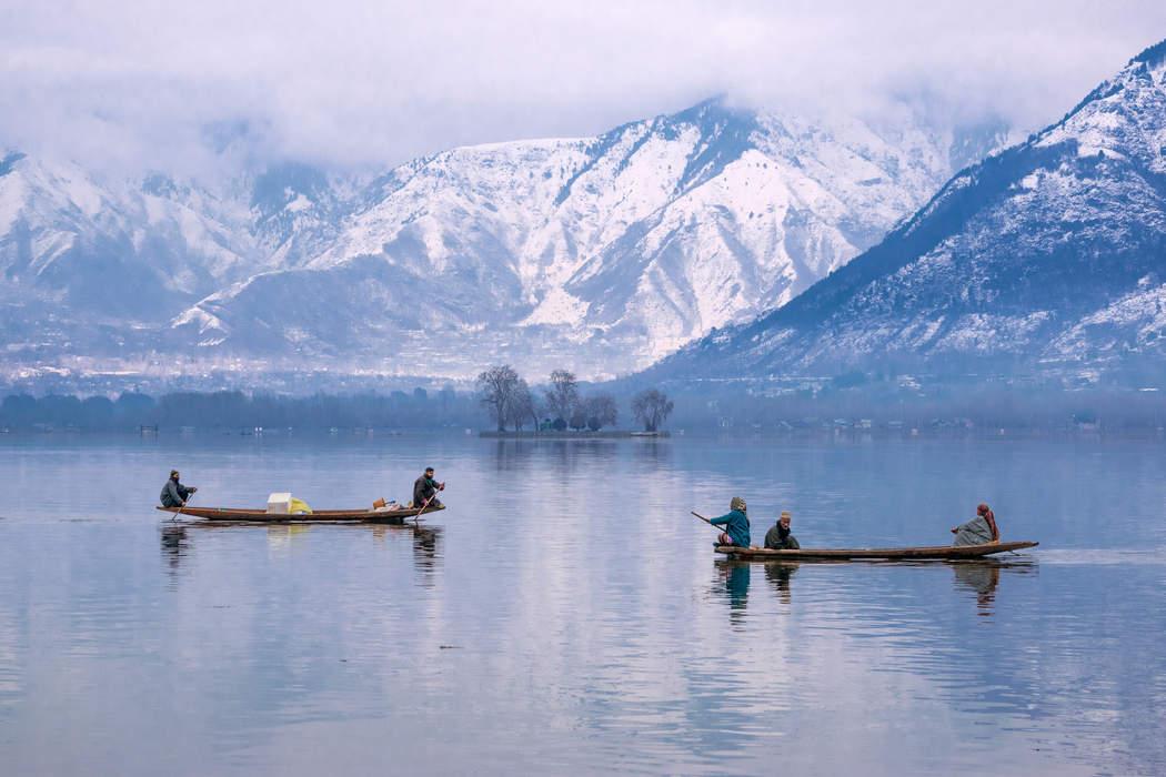 Dal Lake: Lake in Srinagar, Jammu and Kashmir, India