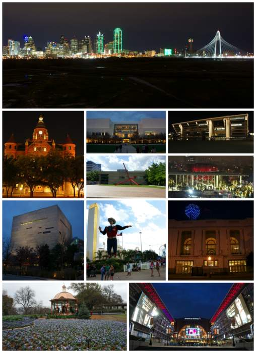 Dallas: City in Texas, United States