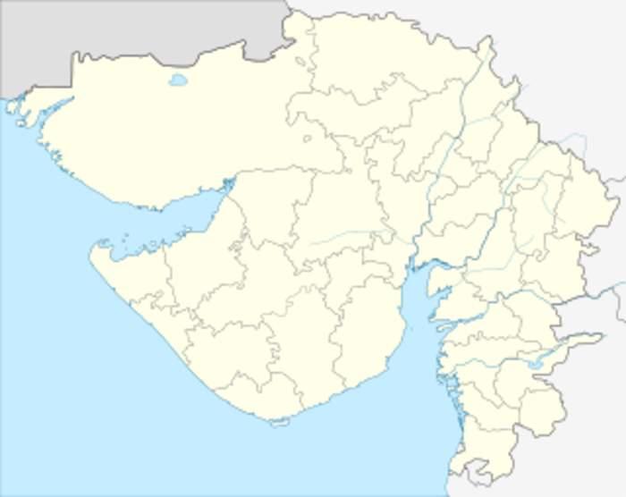 Dandi, Navsari: Village in Gujarat, India