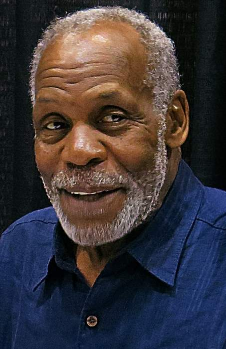 Danny Glover: American actor, film director and political activist