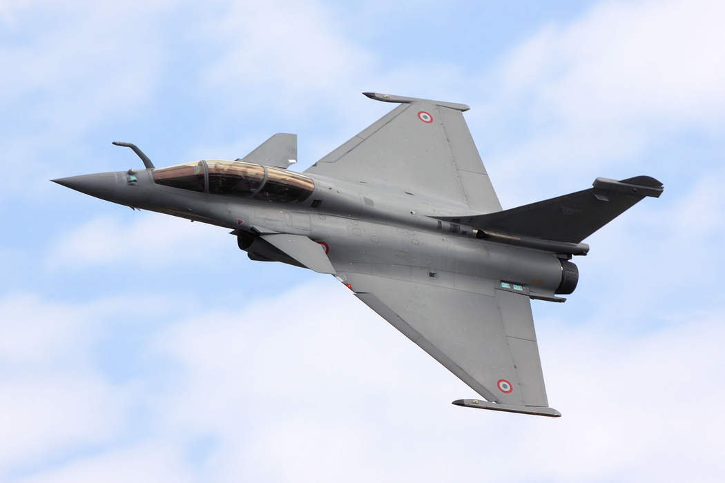 Dassault Rafale: Multi-role combat aircraft family by Dassault