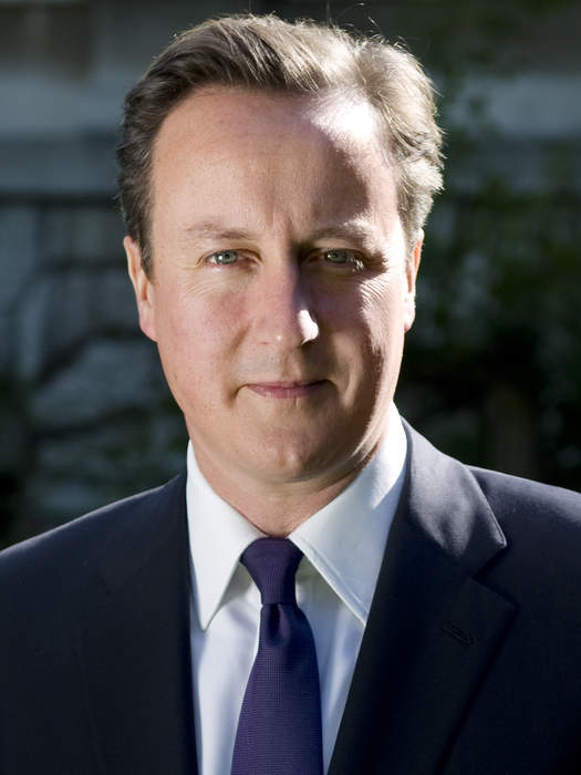 David Cameron: Prime Minister of the United Kingdom from 2010 to 2016