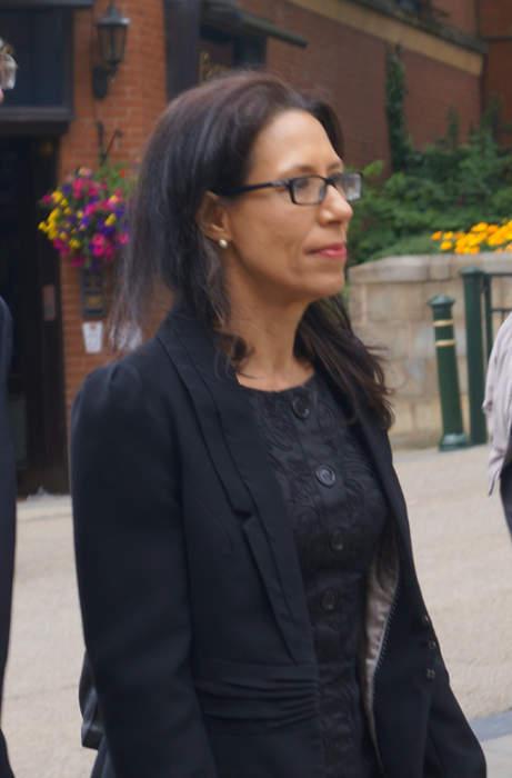 Debbie Abrahams: British politician