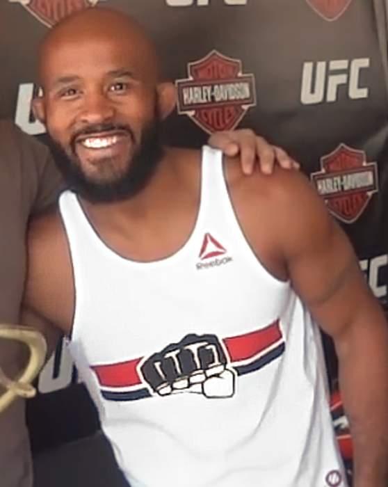 Demetrious Johnson: American mixed martial arts fighter