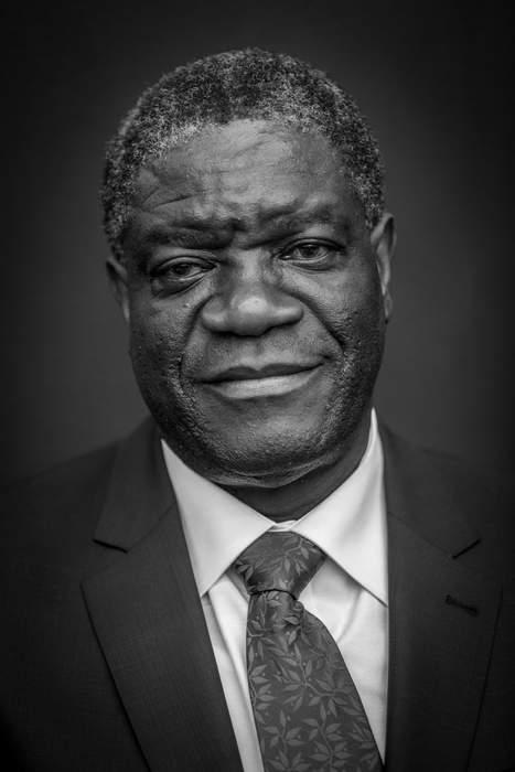 Denis Mukwege: Congolese gynecologist, Nobel laureate