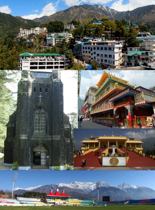 Dharamshala: City in Himachal Pradesh, India