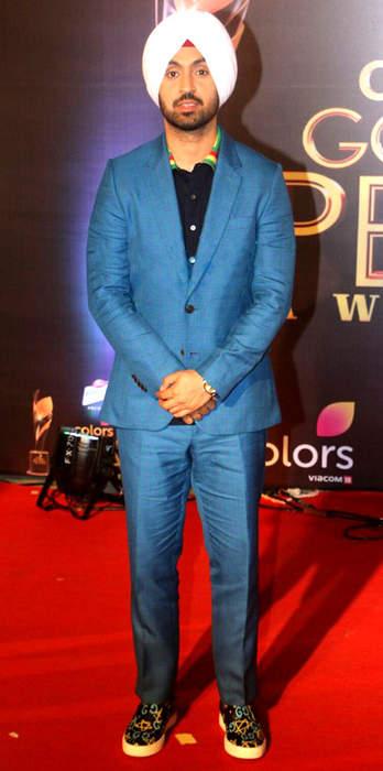Diljit Dosanjh: Indian singer, actor, television presenter and social media celebrity