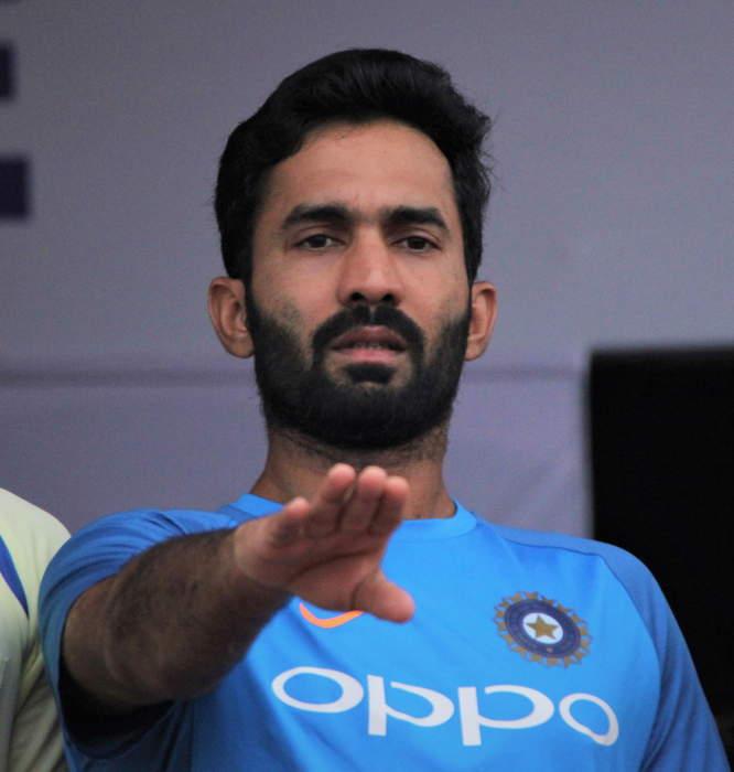 Dinesh Karthik: Indian cricketer