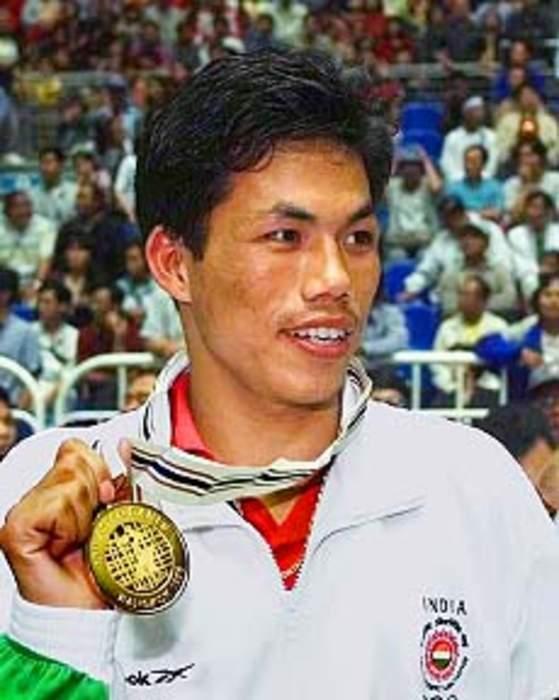 Dingko Singh: Indian boxer