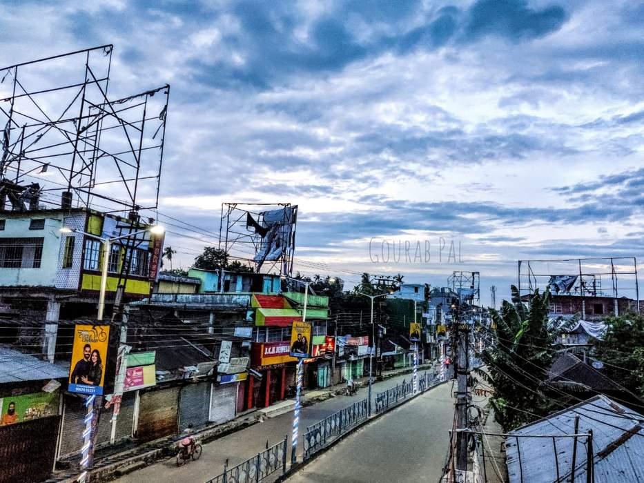 Dinhata: City in West Bengal, India
