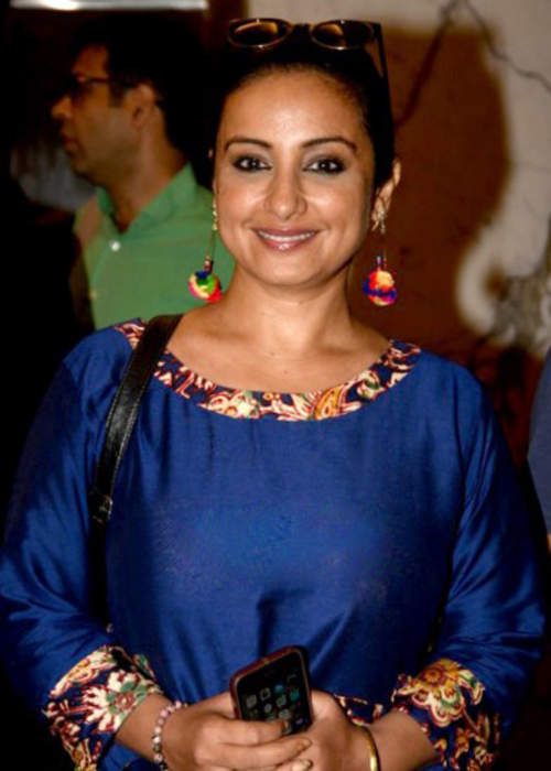 Divya Dutta: Indian actress