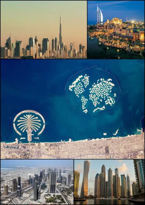 Dubai: Metropolis in United Arab Emirates