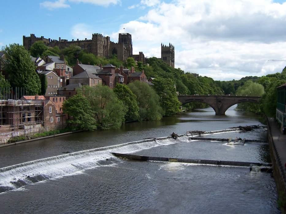 Durham, England: City in England