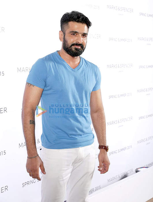 Eijaz Khan: Indian actor