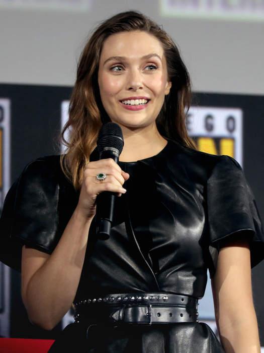 Elizabeth Olsen: American actress