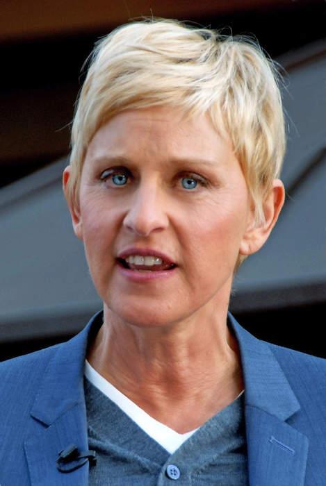 Ellen DeGeneres: American comedian, television host, actress, and producer