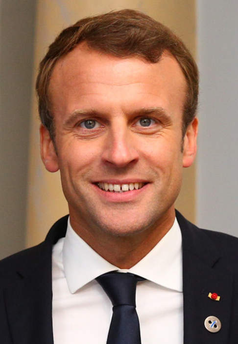 Emmanuel Macron: 25th President of the French Republic