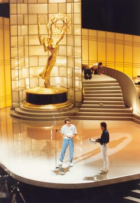 Emmy Awards: American television production award