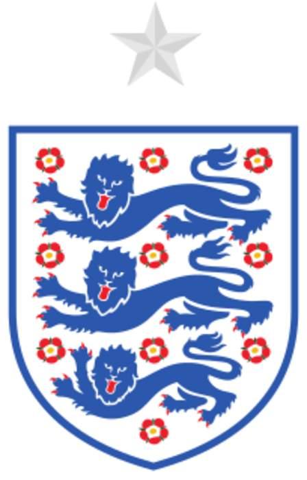 England national football team: Men's association football team