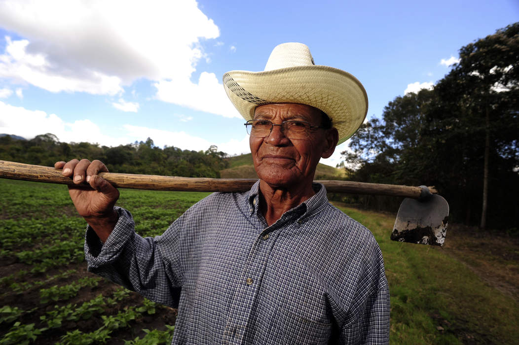 Farmer: Person that works in agriculture