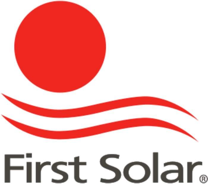 First Solar: American solar power company