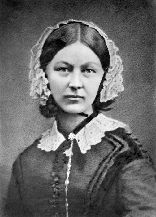 Florence Nightingale: English social reformer, statistician, and founder of modern nursing