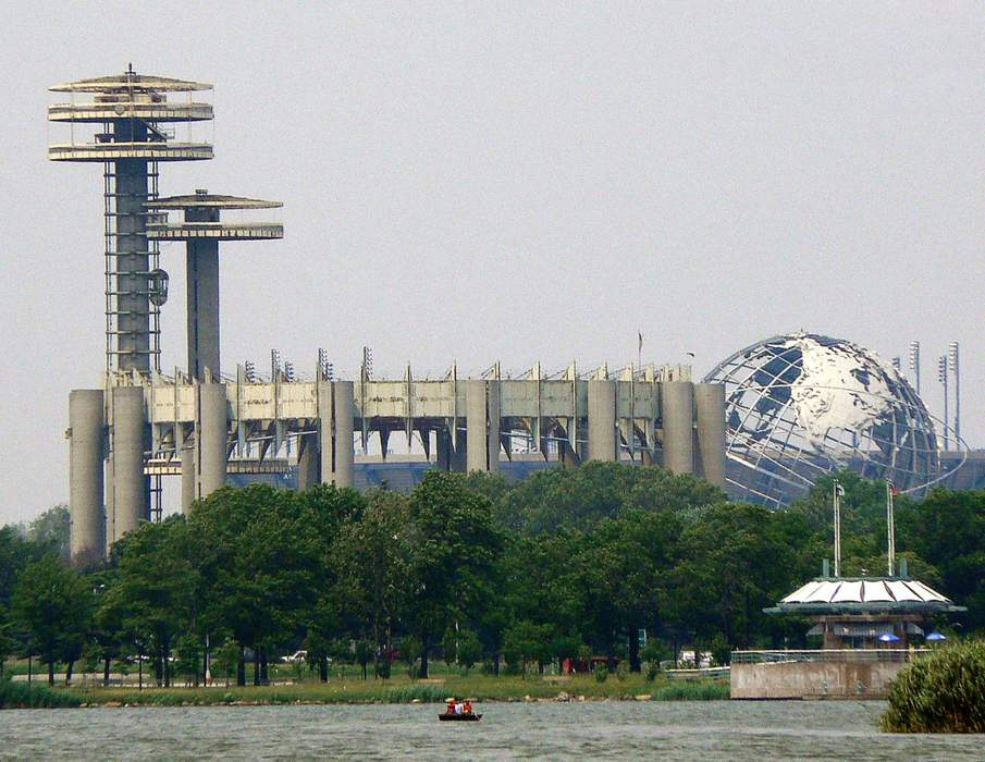 Flushing Meadows–Corona Park: Large public park in Queens, New York