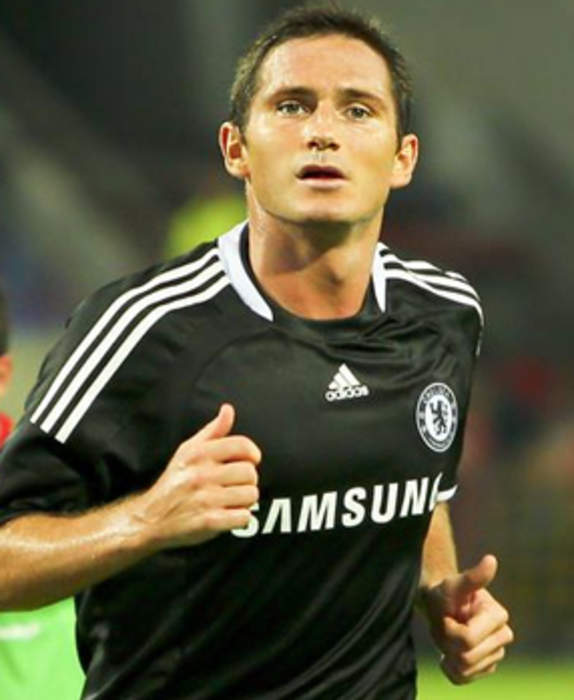 Frank Lampard: English association football player and manager