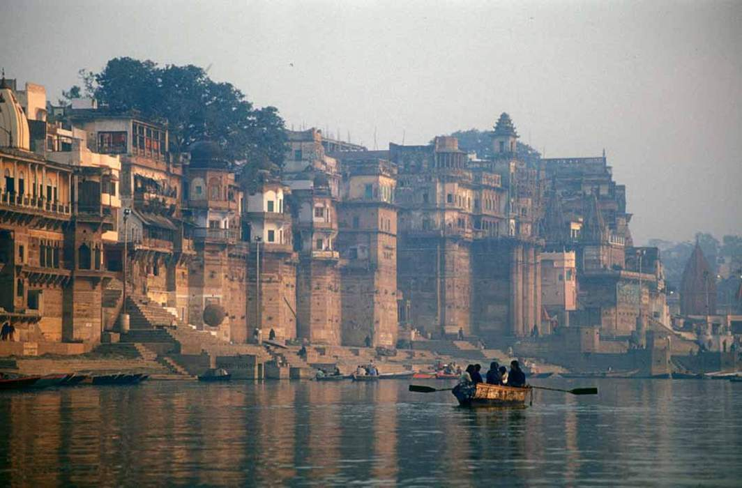Ganges: Major river in southern Asia
