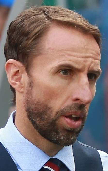 Gareth Southgate: English association footballer and manager