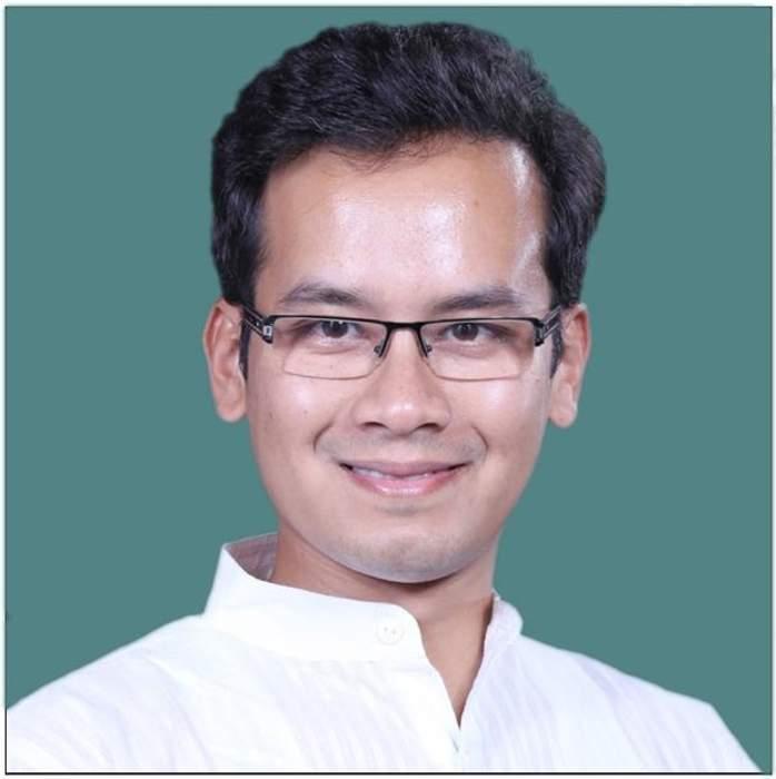Gaurav Gogoi: Indian politician